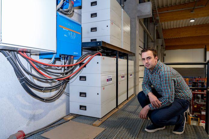 YouPower haalt bedrijven van het elektriciteitsnet met zelfvoorzienende systemen.