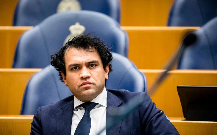 Zihni Özdil, kersvers Kamerlid voor GroenLinks Beeld anp
