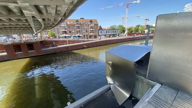 """Budabrug andermaal defect, schade aan inoxplaat: """"Slagboom kwam deels los"""""""