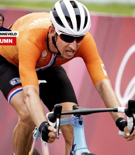 Column Thijs Zonneveld   'In de essentie is wielrennen net als boogschieten'