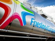 FrieslandCampina stopt met de productie van melkpoeder in zijn fabrieken in Dronryp en Gerkesklooster