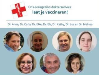 Hoegaardse huisartsen roepen op voor vaccinatie