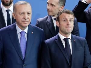 Erdogan appelle au boycott des produits français et compare le sort des musulmans à celui des juifs avant la Guerre