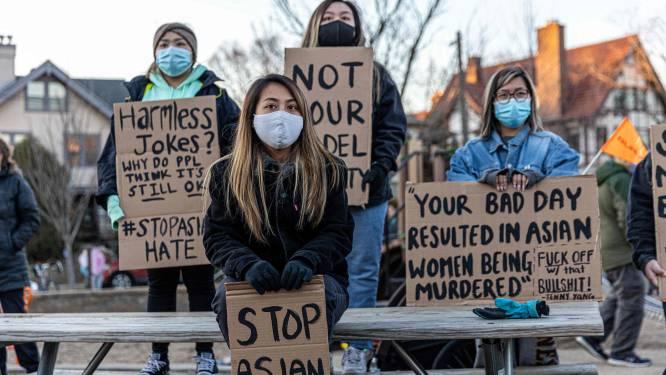 Aziatische Amerikanen verenigen zich tegen racisme