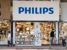 Philips maakt tandenborstel en scheerapparaat duurder om chiptekort