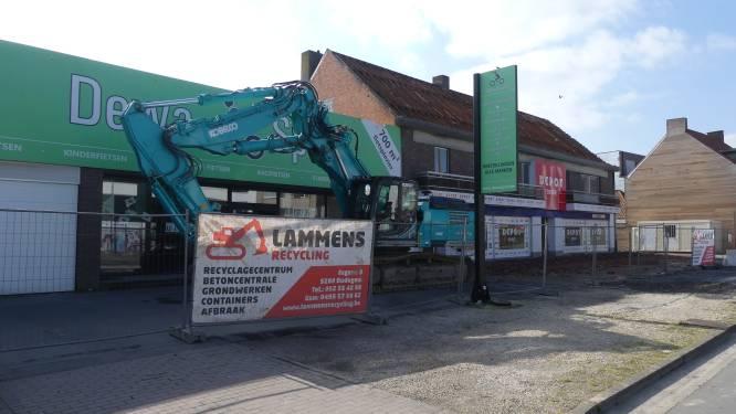 """McDonald's opent restaurant in Deinze: """"Hopelijk tegen juli klaar"""""""
