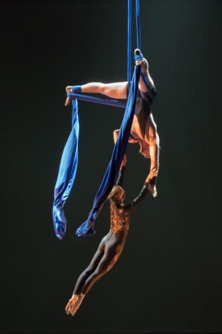 Vilja Duo, bekend van Belgium's Got Talent, komt naar het Parktheaterfestival 2020.