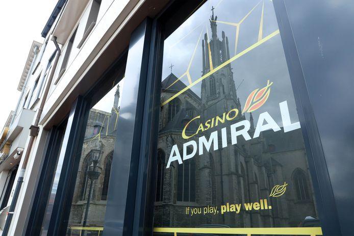 Casino Admiral achter de Basiliek