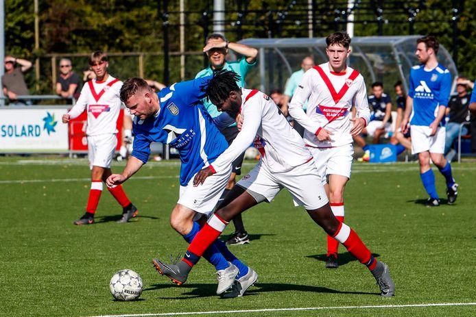 Helios en Sportclub Deventer treffen elkaar komend seizoen wederom in de vierde klasse E.
