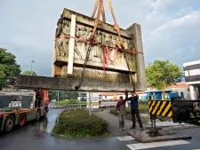 Definitief: gevelsteen vooroorlogse Bijenkorf terug op de Coolsingel