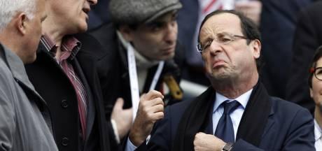 """Hollande accuse Sarkozy d'avoir fait de l'Europe """"un bouc émissaire"""""""