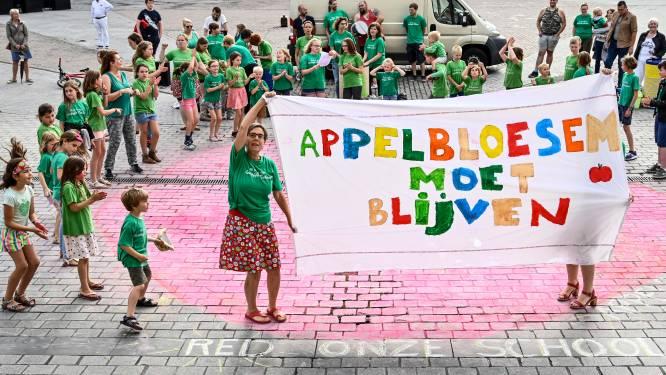 Sp.a vecht sluiting freinetschool Appelbloesem aan met klacht bij gouverneur