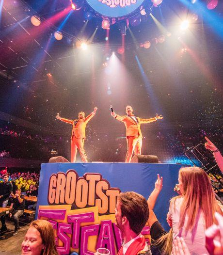 Het Feestteam herhaalt de truc: opnieuw in de Ziggo Dome