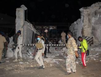 Minstens 21 doden bij zelfmoordaanslag in Somalisch restaurant