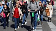 Deelstepsysteem Lime waarschuwt voor mankement waarbij gebruikers van step vallen