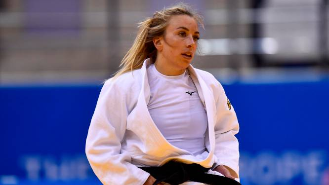 Charline Van Snick grijpt naast brons op Masters in Doha, Jorre Verstraeten uitgeschakeld in derde ronde