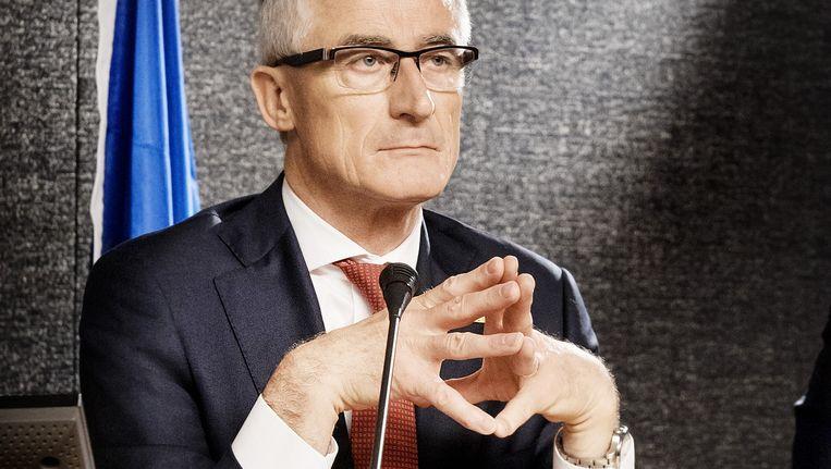 Geert Bourgeois. Beeld Eric de Mildt