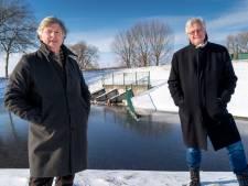 Dijken bij Den Bosch worden eerder verzwaard: 'Omdat we vaker hoogwater krijgen'