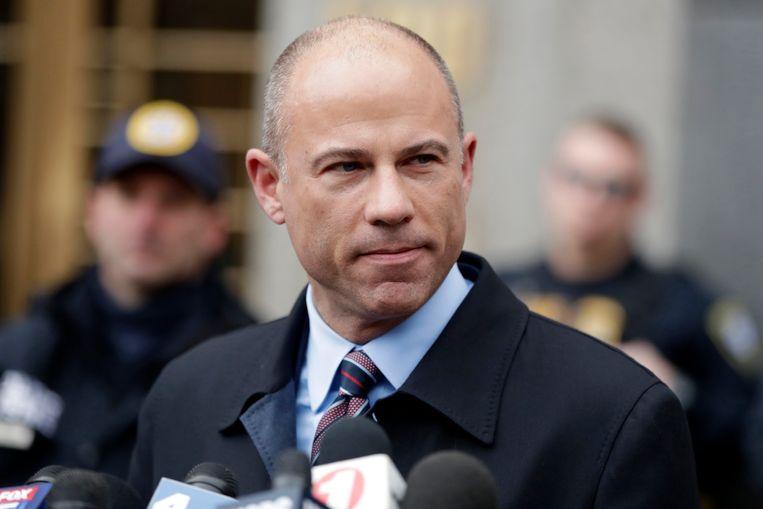 Michael Avenatti,  de vroegere advocaat van ex-pornoster Stormy Daniels.