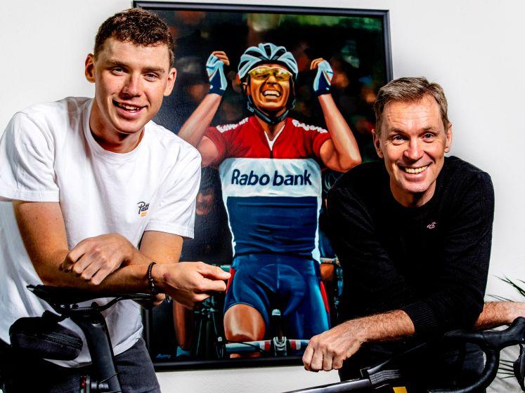 David Dekker (zoon van Erik) klaar voor de Giro: 'Axel Merckx heeft het zwaarder gehad'