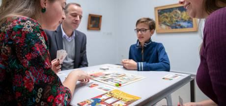 Bordspel over Kröller-Müller: 'Een soort ganzenborden met Van Gogh's'