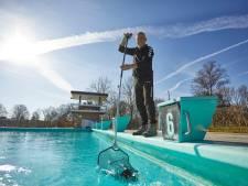 Zwembad De Meene opent de deuren in Ruurlo een maand eerder dan normaal: 'Zwemmen is gezond, nu zeker'
