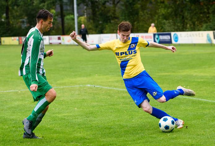 Oirschot Vooruit speelt voor het eerste in negen jaar weer in competitieverband tegen Beerse Boys.