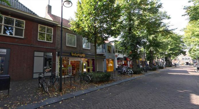 Dorpsstraat in Oisterwijk