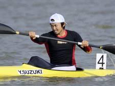 Japanse kajakker acht jaar geschorst na spuiten van doping in drankje rivaal