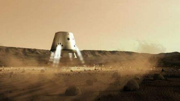 null Beeld Mars One