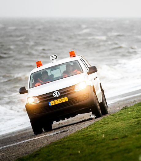 Wetterskip Fryslân waarschuwt watersporters voor stroming