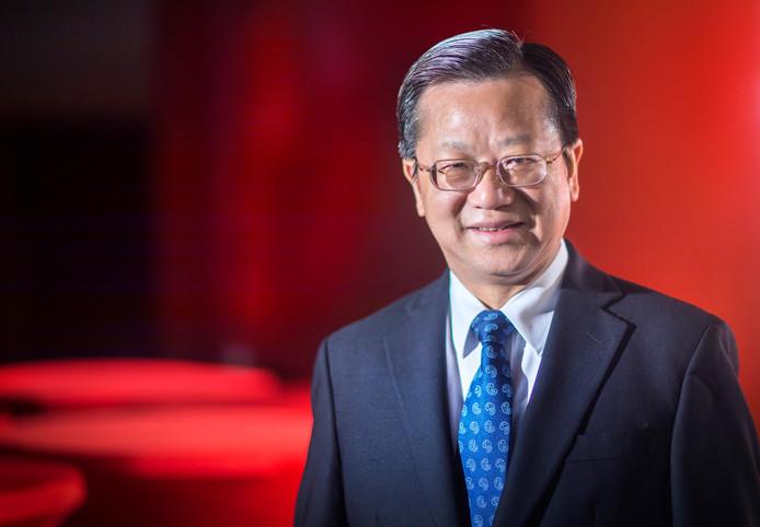 Ambassadeur van China Dr. Xu Hong. (Den Haag 09-01-20) Foto: Frank Jansen
