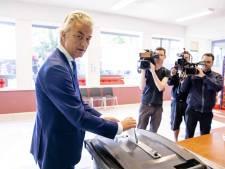 Weer dreun voor Wilders, dus in zijn achterban borrelt het