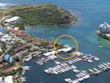 Maggi's restaurant staat volgens Frankrijk niet in Sint Maarten maar in Saint Martin