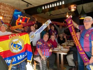 """Gentse fanclubs van Spaanse voetbalploegen verbroederen voor match: """"Supporters van Brugge of Gent zie ik dit niet meteen doen"""""""