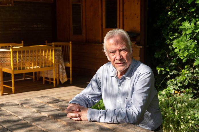 De voormalige Amersfoortse huisarts Adriaan van Es bleef na zijn afscheid actief als medicus.