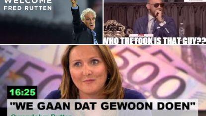 """Twitter verrast door nieuwe Anderlecht-coach: """"Rutten? Gwendolyn?"""""""