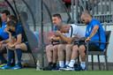 Wesley Sneijder bij de Utrechtse amateurclub DHSC.