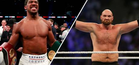 'Battle of Britain' tussen Joshua en Fury wordt gehouden in Saudi-Arabië