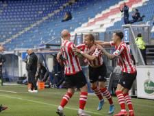 LIVE | Sparta heeft ticket voor play-offs bijna al op zak na droomstart in Heerenveen