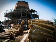 Wesepe moet nog langer geduld hebben voordat dorpsicoon herbouwd is: molenwieken komen eind volgend jaar