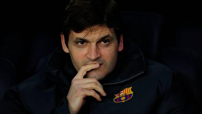 Oud-Barça-coach Tito Vilanova (45) overleden