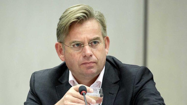 D66-Kamerlid Gerard Schouw Beeld anp