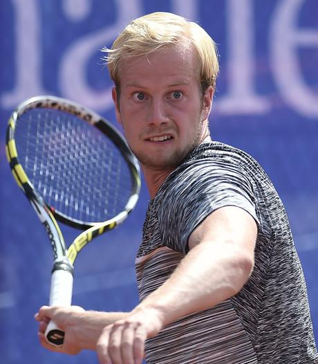 Tennisser Van de Zandschulp strandt in kwartfinale