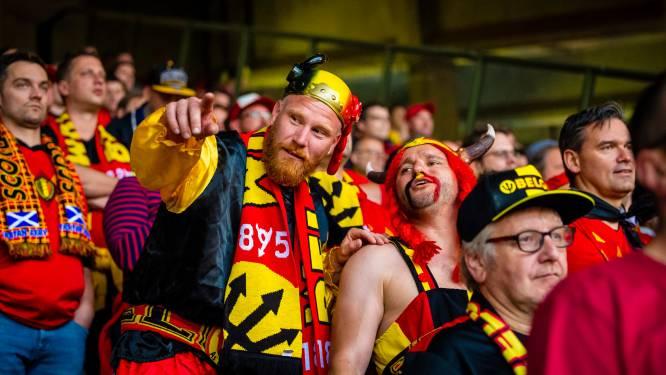 Ruime meerderheid Belgische fans vroeg terugbetaling tickets EK-wedstrijden