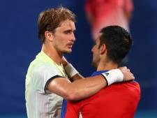 Sensation dans le tournoi de tennis: Zverev fait tomber Djokovic en demi-finales