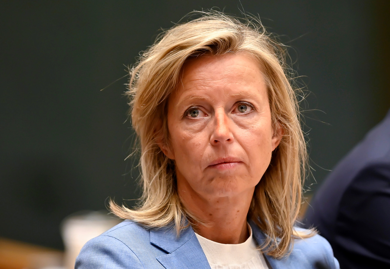D66-minister Kajsa Ollongren.