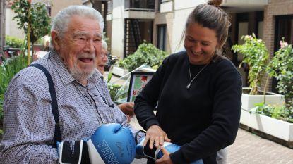 Spijker en Schardauw neemt afscheid van Jeremie (81), de allereerste huurder van sociale woonwijk