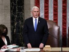 Mike Pence assistera à l'investiture de Biden