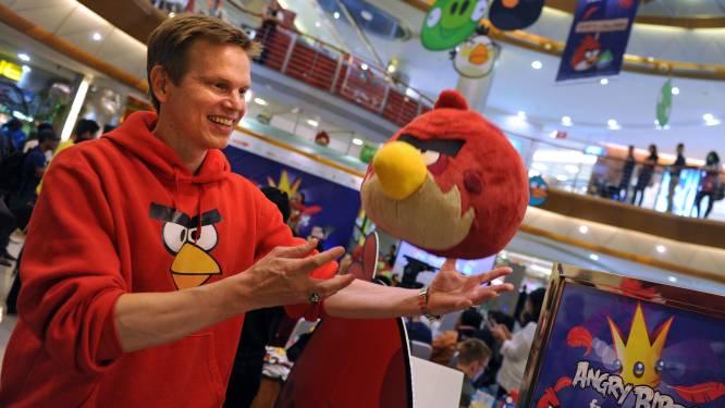Angry Birds heeft maandelijks 200 miljoen spelers